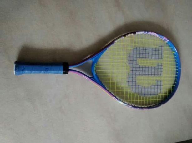 Dziecięca rakieta tenisowa Wilson Dora