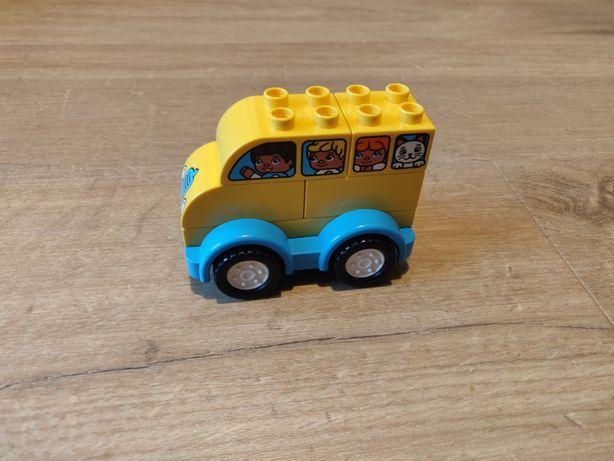 Lego Duplo 10851 - Mój pierwszy autobus