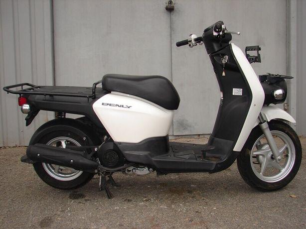 Honda Benly мопед скутер