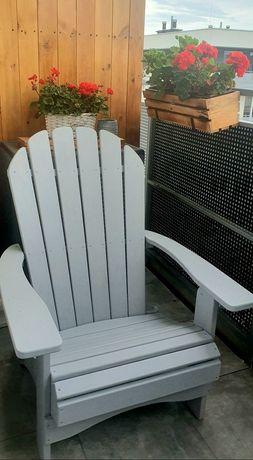 Fotele, Adirondack chair, krzesła ogrodowe