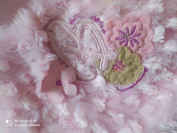 Kurtka bluza 116 122 Barbie