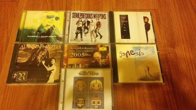 Komplet 7 płyt CD z muzyką