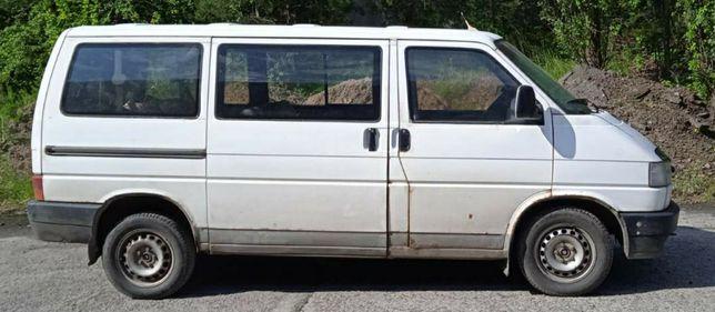 Volkswagen Transporter 1992г. 2.4d