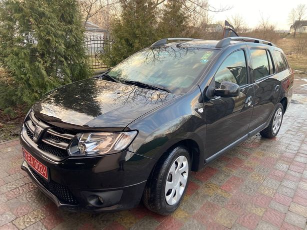 Dacia Logan MCV turbo