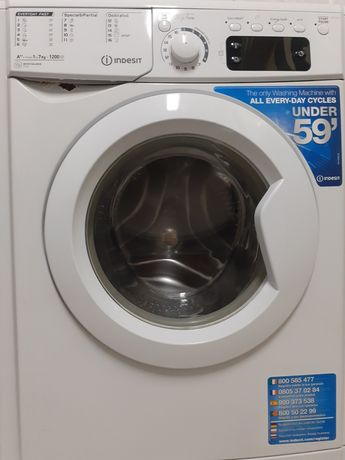 Maquina Lavar Roupa Indesit *7Kg*