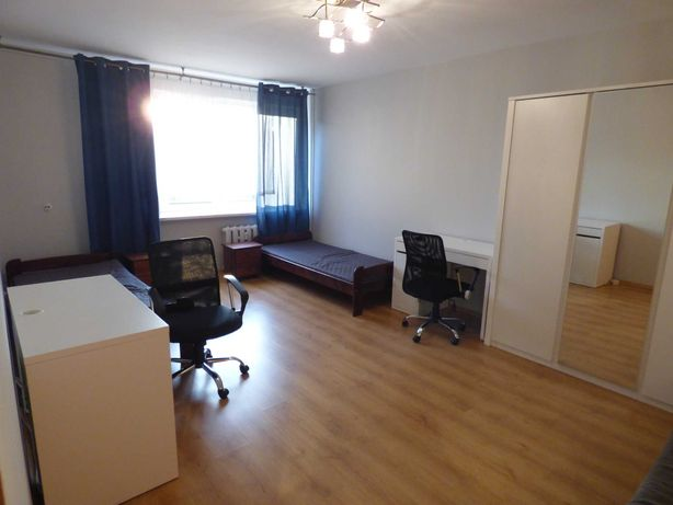 Pokoje/mieszkanie wynajem obok kampusu UJ Kraków 300m