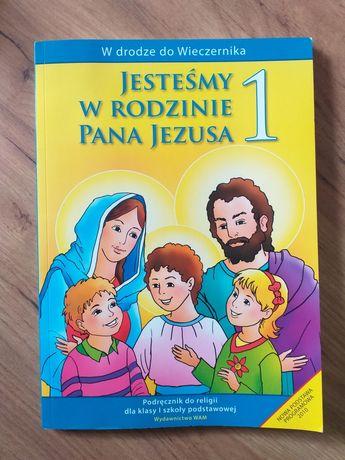 Podręcznik Jesteśmy w rodzinie Pana Jezusa 1