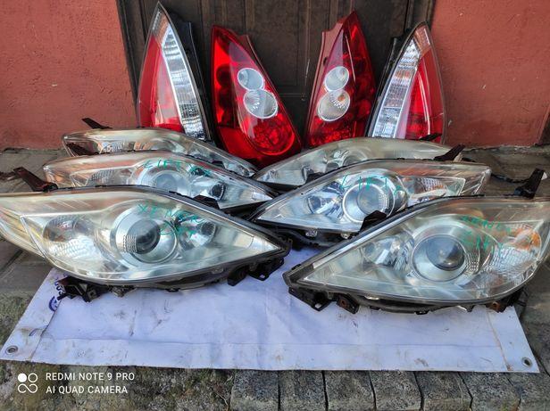 Фари фонарь стоп ляда Mazda 5 мазда 5 авторозборка mazda 5