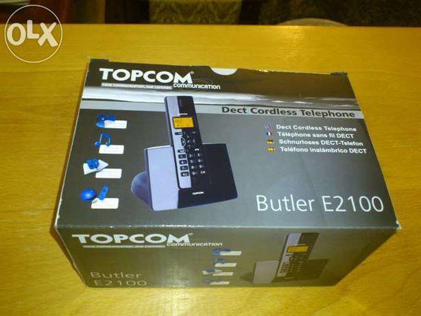 Telefone sem fios TOPCOM Butler E2100