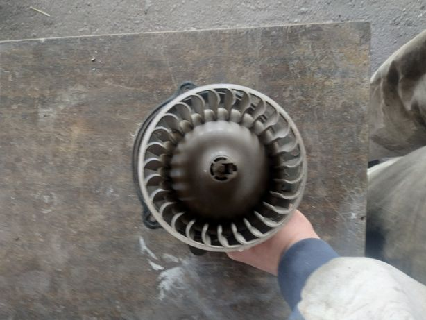 Вентилятор печки газ 3110(Волга)