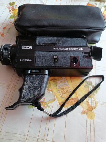 Stara kamera z PRL-u
