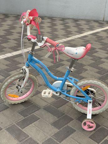 Велосипед для девочки RoyalBaby 14 дюймов