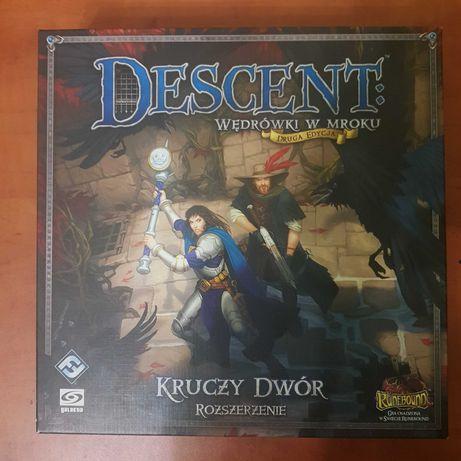 Descent 2 ed. Kruczy Dwór i Skarn- Lieutenant Pack.