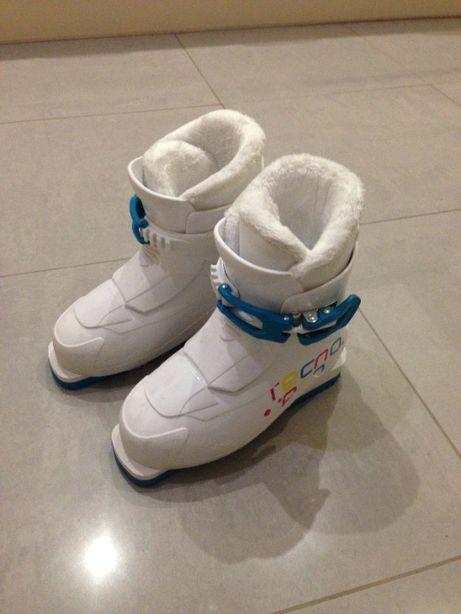 Buty narciarskie dla dziewczynki 205
