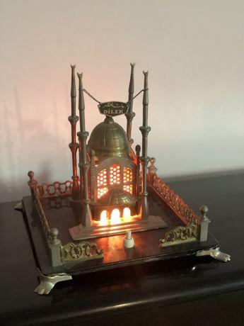 Wspaniała turecka lampka Dilek meczet turcja vintage design pradawna