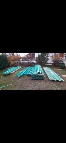 Kantówki, belki, drzewo konstrukcyjne