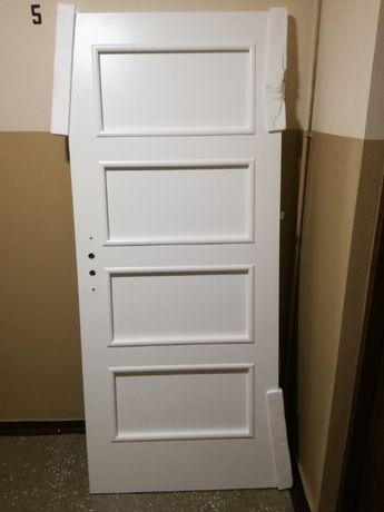 Skrzydło drzwiowe / drzwi - prawe - tanio