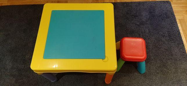 Mesa para actividades de criança