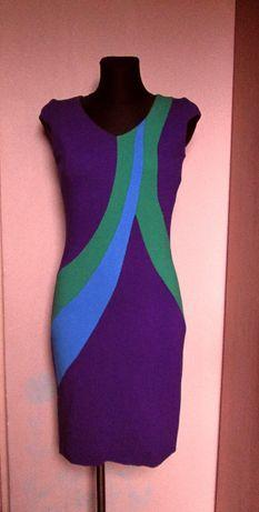 Sukienka w super kolorach r. 36
