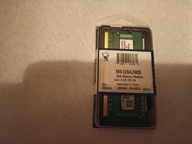 Memory Module Kingston M51264J90S 4 GB pamięci