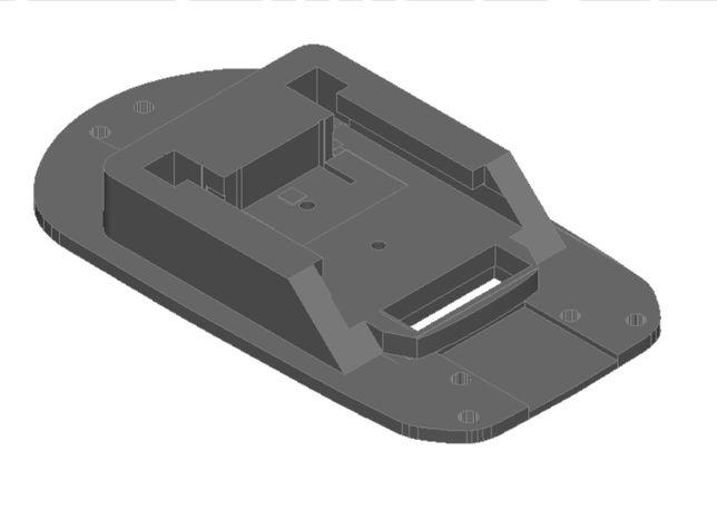 Adapter baterii Parkside do narzędzi Ryobi One+
