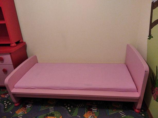 Ikea mamut łóżko