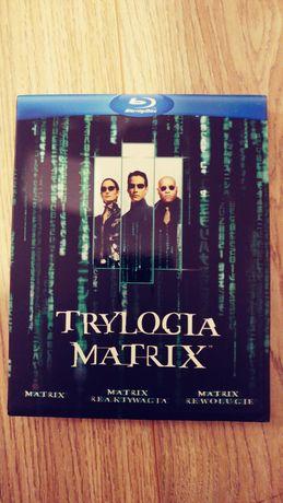 Bluray Trylogia Matrix. Wydanie PL.