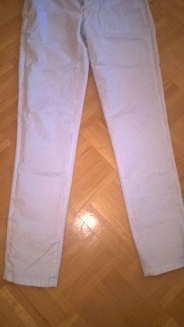 Spodnie damskie nowe Tommy Hilfiger NOWE fajny wzór