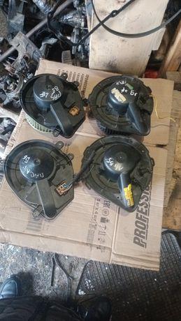 Моторчик пічки Ауді А6С5 ,А4 Б5 Пассат б5 Гольф 2 3 4 КПП замок бампер