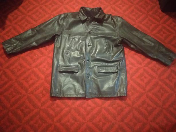 Кожаная куртка 54 размер недорого