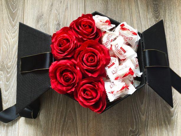 Gift box - pomysł na prezent dla mamy