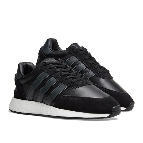 Nowe buty meskie Adidas Originals I-5923 Black Leather nmd nike iniki