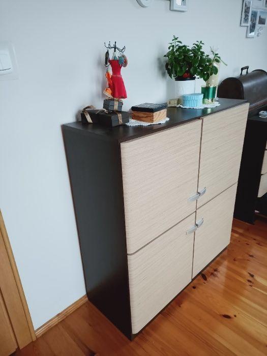 zestaw mebli BRW! Komoda + biurko + stolik! Sulęczyno - image 1