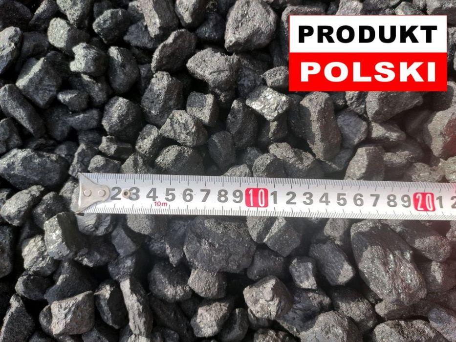 Węgiel groszek polski wysokokaloryczny 29-30Mj/kg luzem i workowany