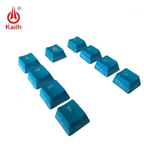 Кейкапи Kailh PBT для механічної клавіатури