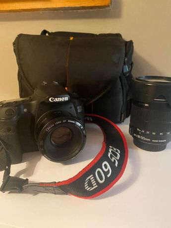 Canon EOS 60D | Canon EF 50mm f/1.8 STM | Canon EF-S 18-135 mm f/3.5-5
