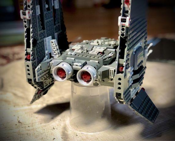 Лего Командный шаттл Кайло Рена | Lego Kylo Ren's Command Shuttl 75104