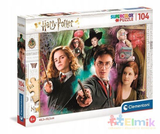 puzzle harry potter hermiona ginny 104 el. 25712