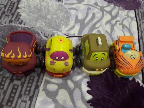 Машинки тачки игрушечные