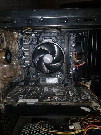 Komputer gamingowy AMD  5 2600 GeForce 1060 6gb