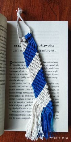 Zakładki do książki