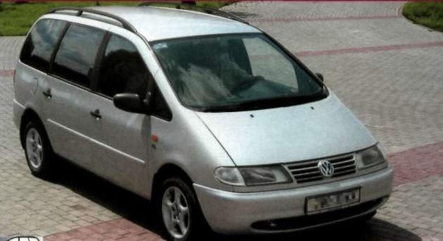 Volkswagen Sharan , шаран, шрот , розборка.