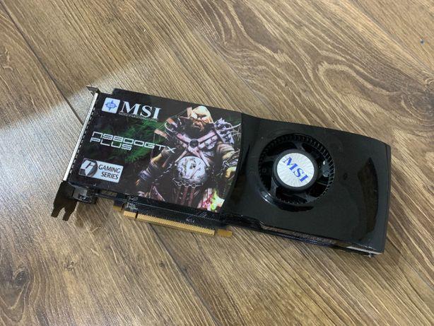 Karta graficzna MSI GeForce 9800gtx+ 9800gtx plus 512mb - BIAŁYSTOK