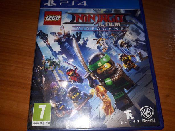 Gry na konsolę Ps4 Lego Ninjago