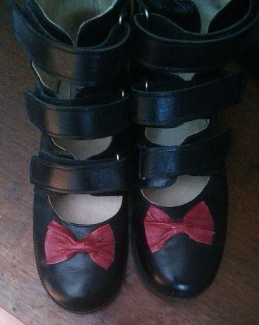 Туфли для девочки ортопедические