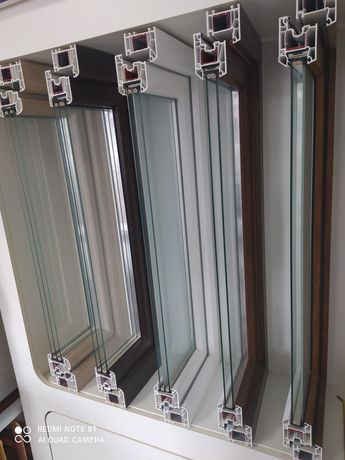 Металопластикові вікна та двері профілю REHAU. Від виробника!