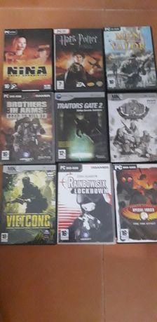 Jogos PC, ..2 jogos ..5€