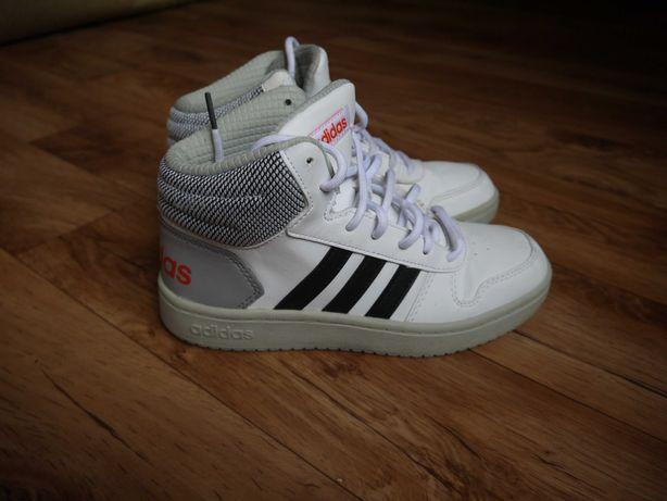 Деми ботинки хайтопы  Adidas