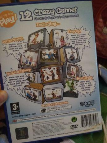 Gra playstation 2 EyeToy Play i wiele innych