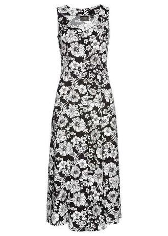 45) Sukienka wiskoza długa 44